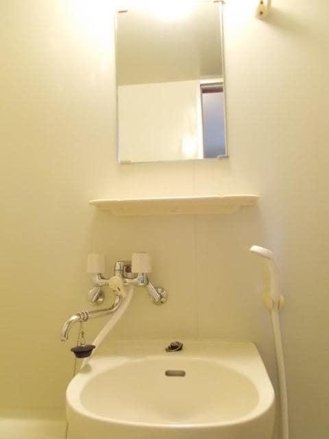 エルディム和田入 02040号室のトイレ