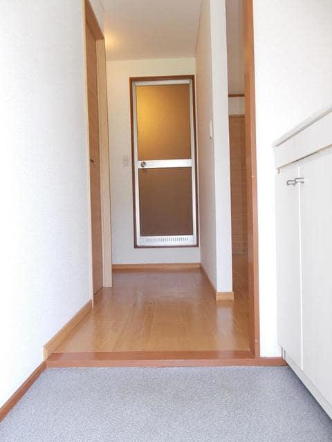 エルディム和田入 02040号室の収納
