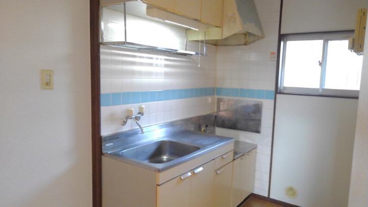 エルディム川島 01010号室のキッチン