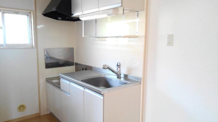 エルディム川島 02020号室のキッチン