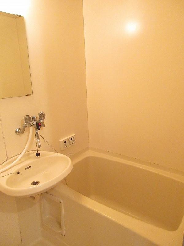 ハイツユーユー 01010号室の風呂