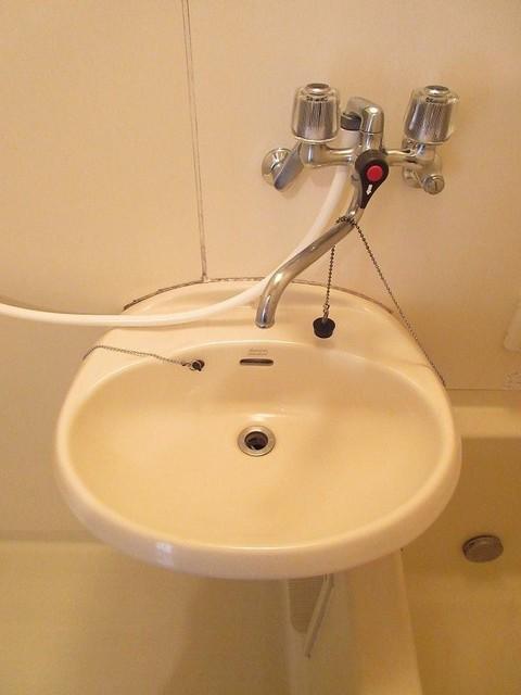 ハイツユーユー 01010号室の洗面所