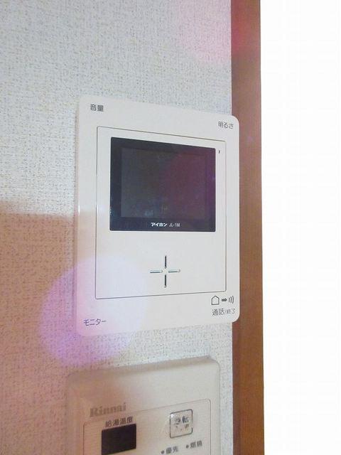ハイツユーユー 01010号室のセキュリティ