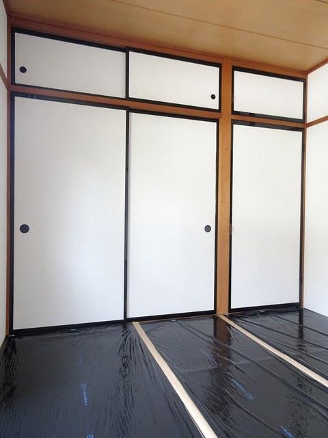 エルディム小野 02030号室の収納