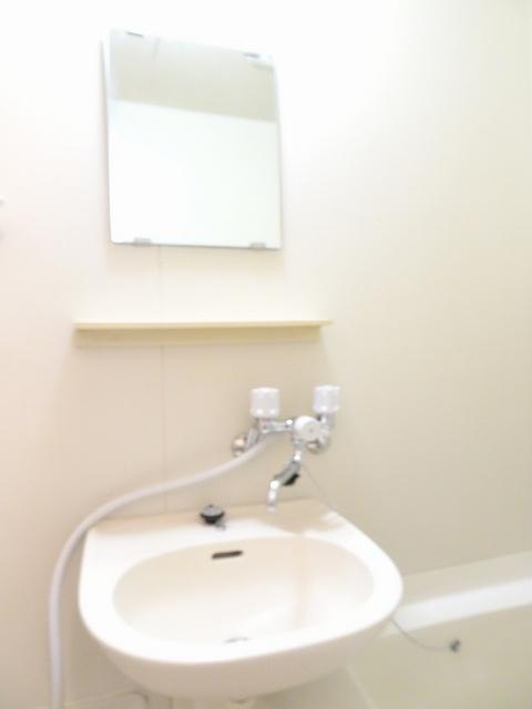エルディム小野 02030号室の洗面所