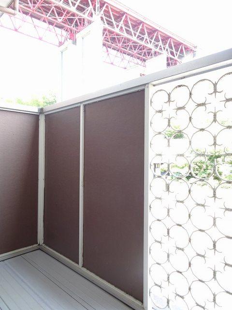 エルディム小野 02030号室のバルコニー