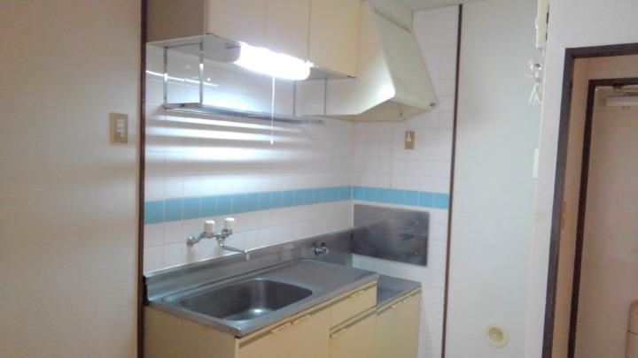 エルディム酒井 01010号室のキッチン
