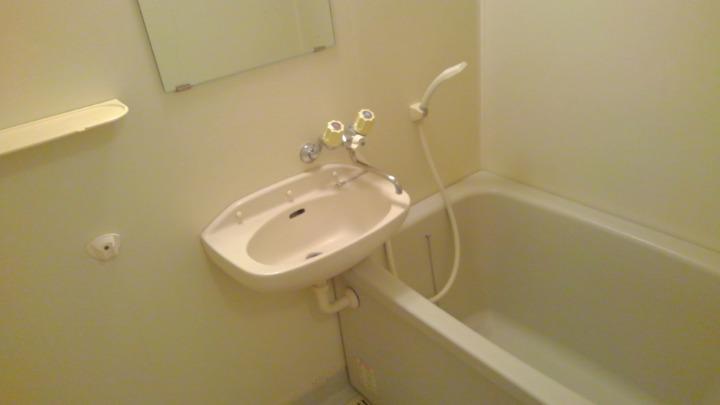 エルディム酒井 01010号室の風呂