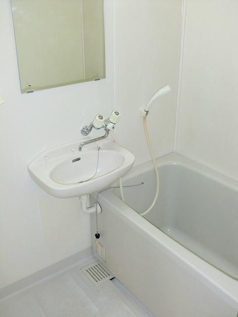 エルディムリバーサイド 01040号室の風呂