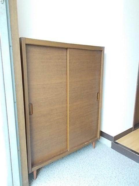 ニューマリッチ石川壱号館 04040号室の設備