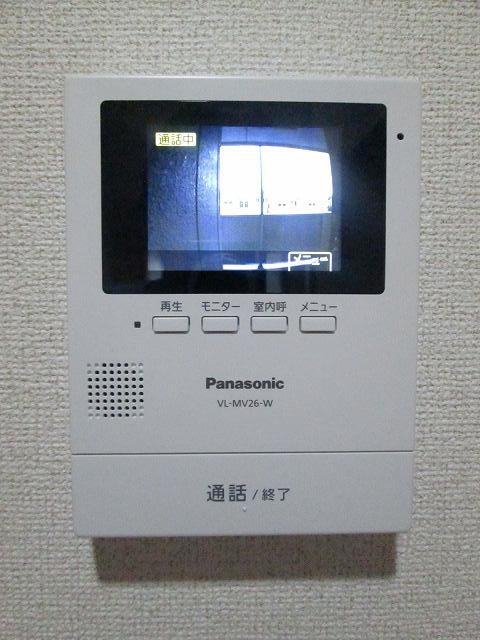ファミリーステイツ3 02050号室のセキュリティ