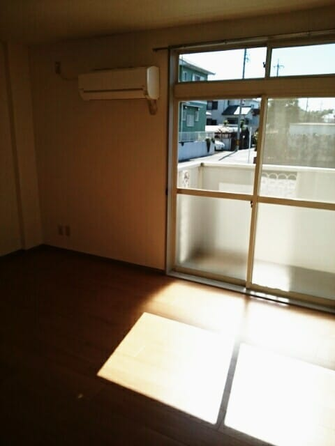 サンサニーハイツ 01020号室のリビング