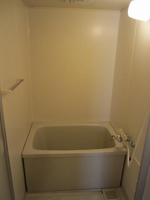 サンサニーハイツ 01020号室の風呂