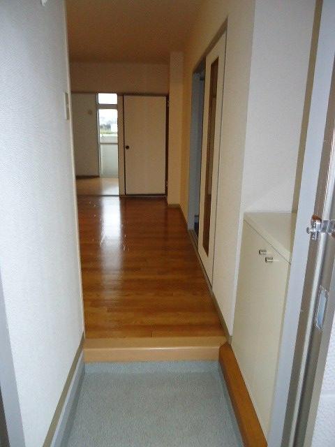 サンサニーハイツ 01020号室の玄関