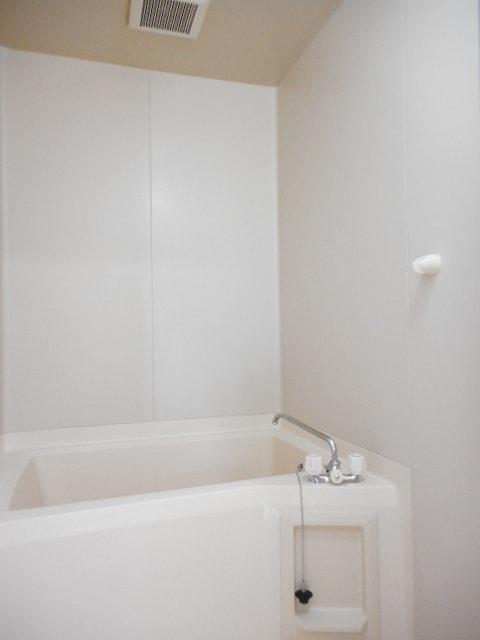 メゾンベールB 01020号室の風呂