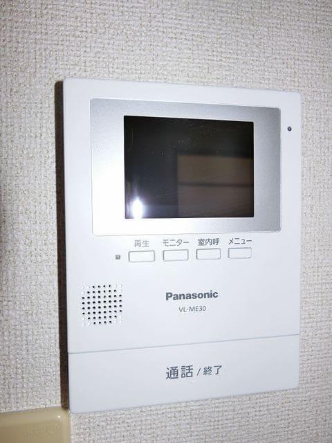 メゾンベールB 01020号室のセキュリティ