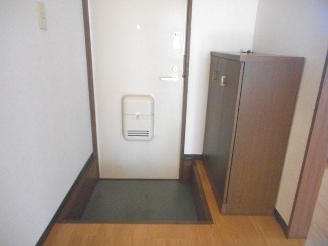 ニューシティ下田 01010号室の玄関