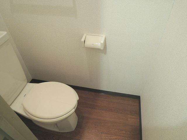 ニューシティ下田 01010号室のトイレ