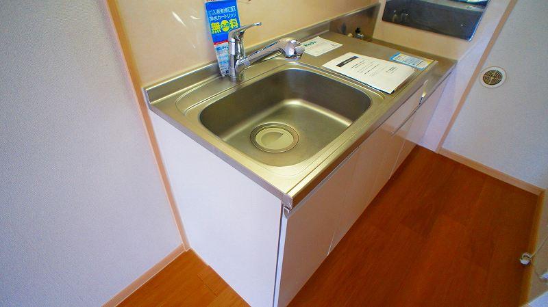 エルディムコスモス 02020号室のキッチン