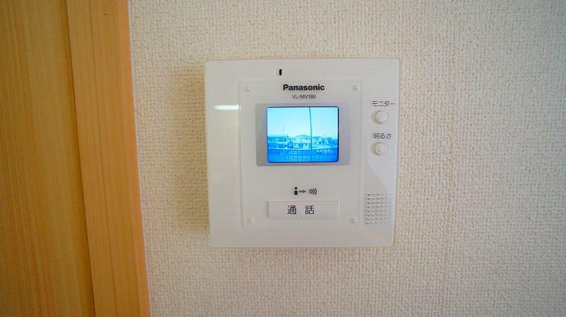 エルディムコスモス 02020号室のセキュリティ