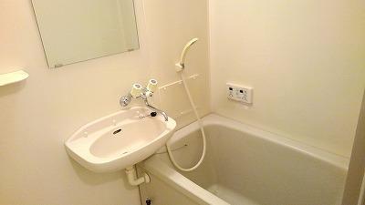 エルディム比治山 01010号室の風呂