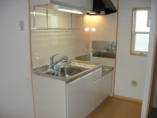 エルディム・大塚 01010号室のキッチン