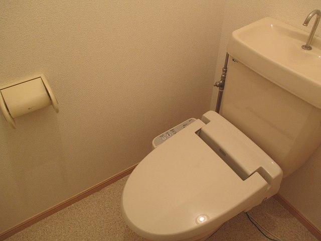 エルディム・大塚 01010号室のトイレ
