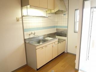 エルディム・大塚 02010号室のキッチン