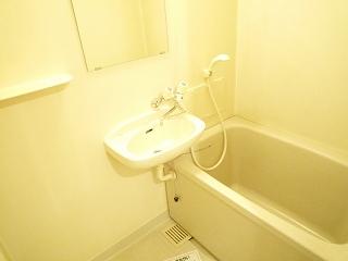 エルディム・大塚 02010号室の風呂