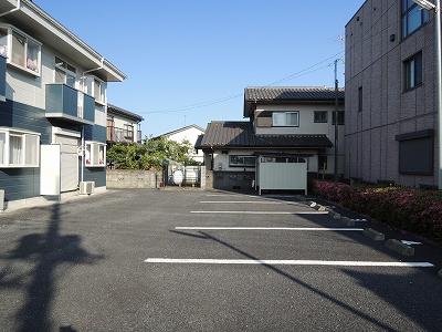エルディム・大塚 02010号室の駐車場