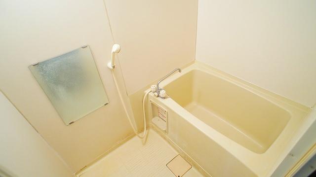 友和ハイツ 01030号室の風呂