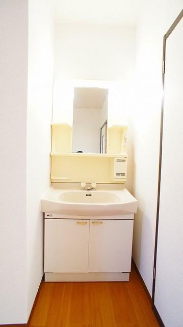 友和ハイツ 01030号室の洗面所
