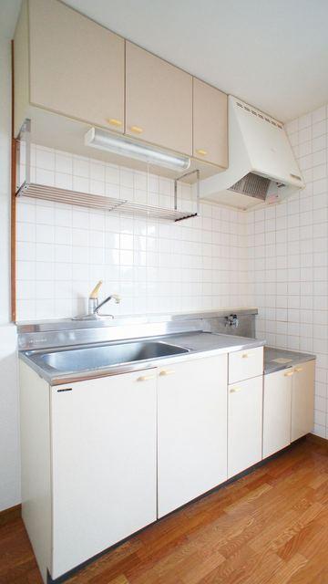 メゾンド長島 02040号室のキッチン