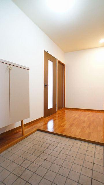 メゾンド長島 02040号室の玄関