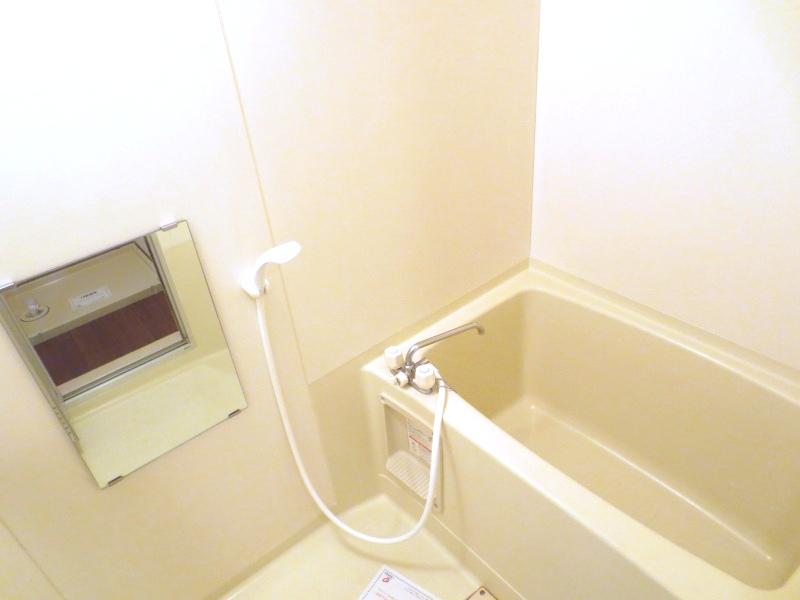 グリーンリバー泉台B 01020号室の風呂