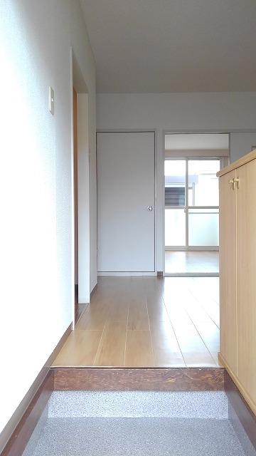 エルディム蓮田シティⅡ 01020号室の玄関