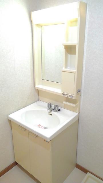 カーサ TⅠ 01040号室の洗面所