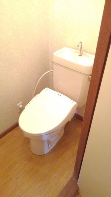 カーサ TⅠ 01040号室のトイレ