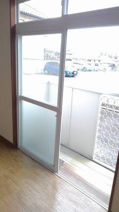 カーサ TⅠ 01040号室のバルコニー