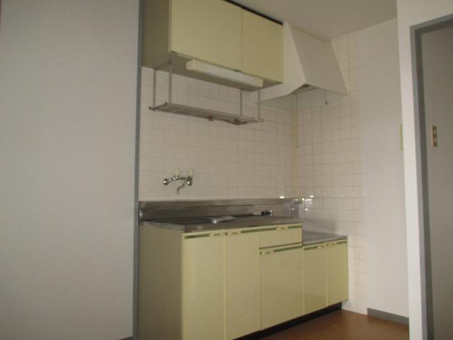 サンライフコート 02020号室のキッチン