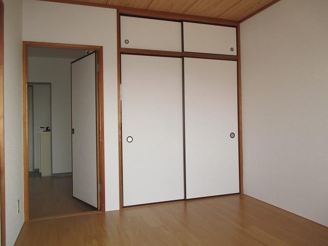 サンライフコート 02020号室の収納