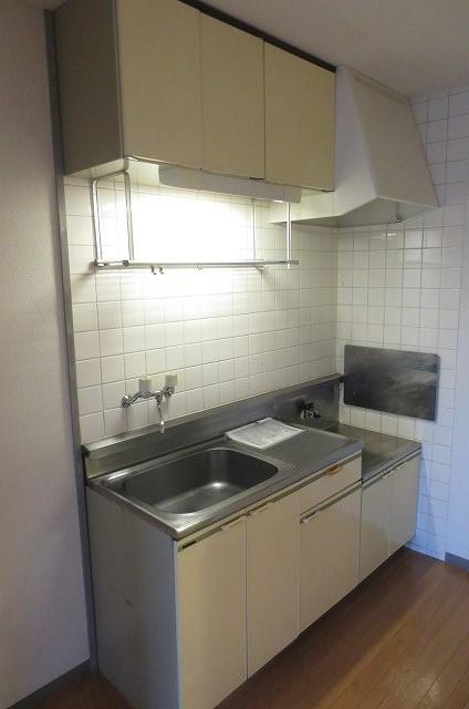 サンライフコート 02050号室のキッチン