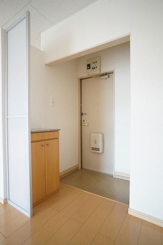 サンヒルズ小島 02030号室の玄関