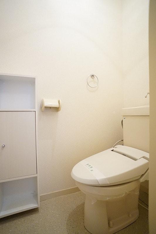 サンヒルズ小島 02030号室のトイレ