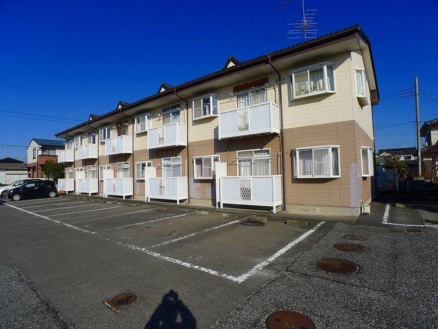 サンヒルズ小島 02030号室の駐車場