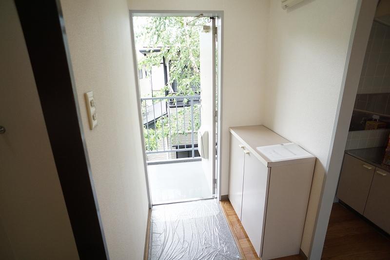 サカエハイツ 02050号室の玄関