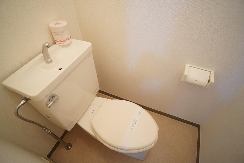 サカエハイツ 02050号室のトイレ