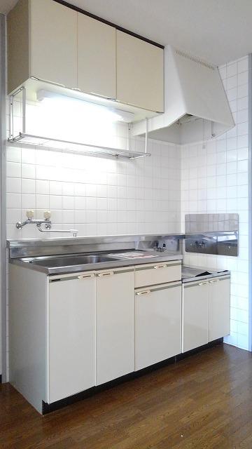 城タウン2 02020号室のキッチン