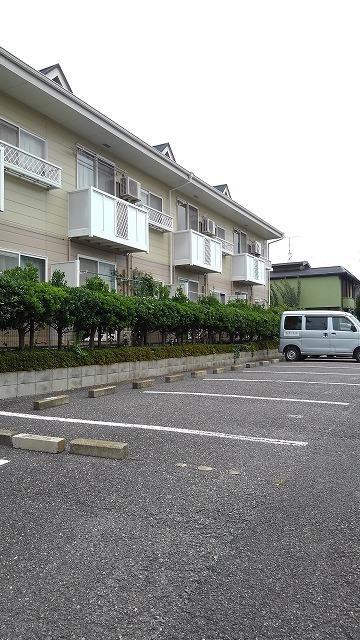 城タウン2 02020号室の駐車場