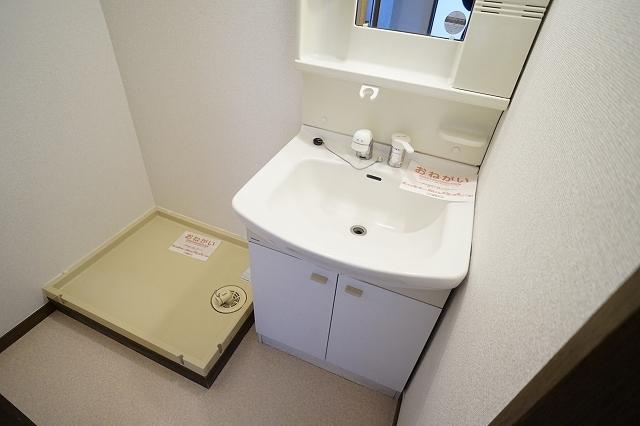 クレストヴィラヒヨシ 02020号室の洗面所